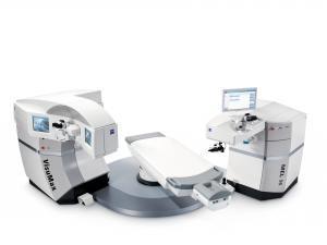 VisuMax-Femtosekunden-Laser in LASIKWELT Augenlaser-Zentrum