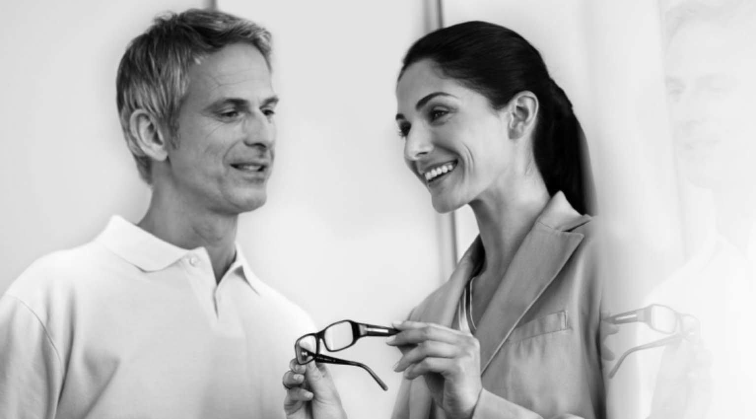 Die drei Generationen der refraktiven Laserchirurgie: PRK - FEMTO - SMILE