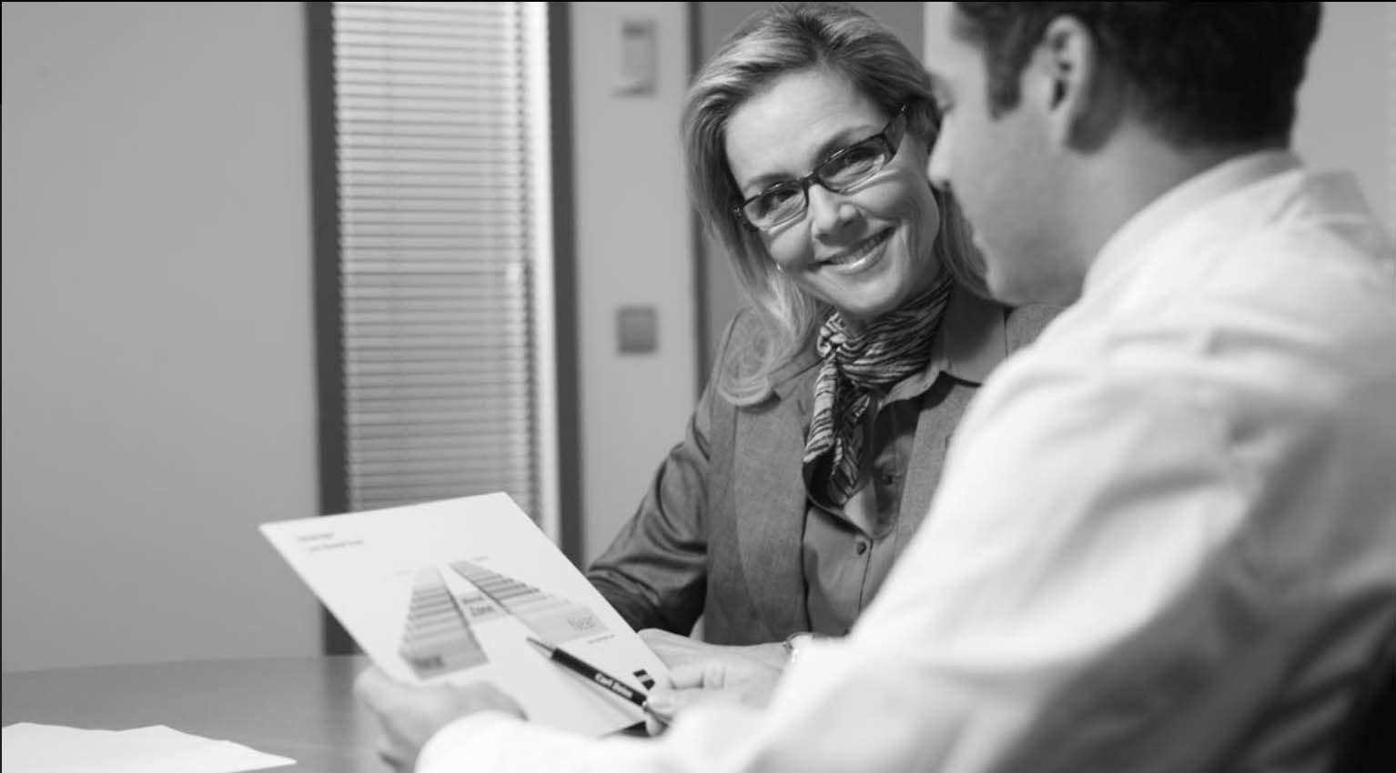 Eine individuelle Behandlung für Patienten mit Presbyopie - PRESBYOND